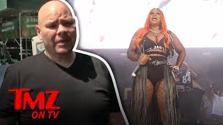 Can Fat Joe End Remy and Nicki's Beef? | TMZ TV
