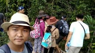 Trip Air Terjun Maras, Desa Dalil -  Bangka Belitung