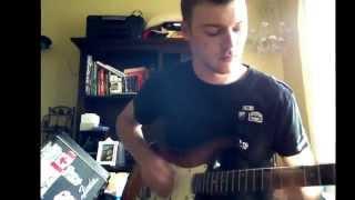 1991 Fender Custom Shop Stratocaster Demo