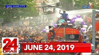 24 Oras: June 24, 2019 [HD]
