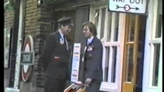EPPING-ONGAR-ONGAR-LOUGHTON DRIVERS EYE VIEW 1980 1962TS