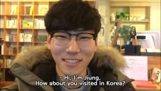 winter exchange program KNU and UPM 박수