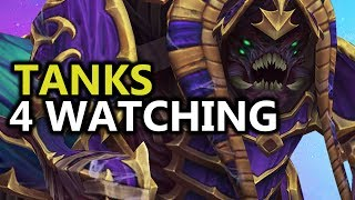 ♥ Heroes of the Storm (HotS) - Tanks 4 Watching