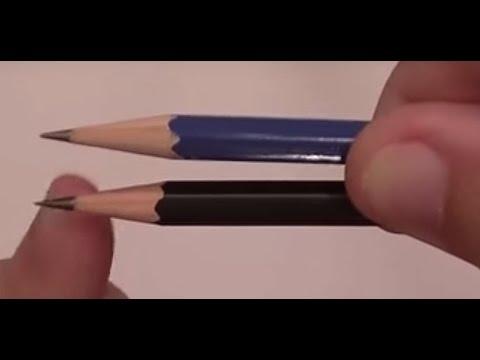 World's Best Pencil search | Staedtler Norica HB | Blue or Black | Pencil Comparison Test