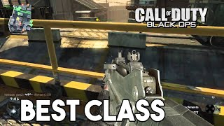 Call of Duty: Black Ops: My Best Class Setup; Famas 46-5 on Launch (BO Gameplay/Commentary)