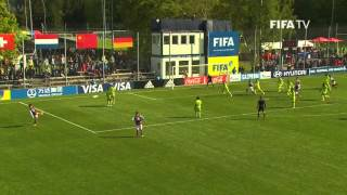RSC Anderlecht v. West Ham United, Match Highlights