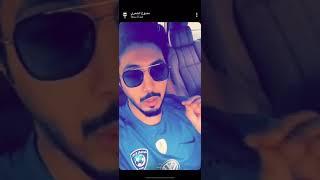 ممدوح الشمري وابو جفين