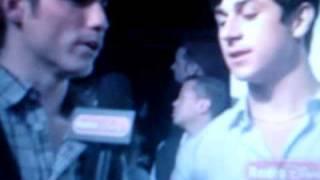 David Henrie Talks About Selena Gomez