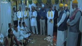 URS of Hazrat Khwaja Sayed Faqir Mohammed Shah (R.A) India 09 April 2017- Mehfil-E-Sama (Qawwali) 2