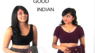 How to Wear a Sari / Wrap a Sari
