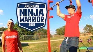 American Ninja Warrior Training w/ Abel Gonzalez