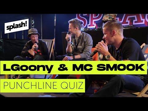 WHO DAT?! - LGoony & MC Smook im Punchline-Quiz