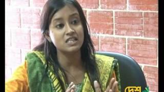 News at Desh TV for  Awareness on Thalassaemia Disease in Bangladesh