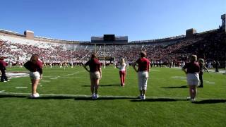 Come On and Go Cadence/Fanfare FSU Marching Chiefs From Alumni Band POV