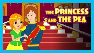 THE PRINCESS AND THE PEA - BEDTIME STORIES FOR KIDS || BEST STORY FOR KIDS - ENGLISH STORIES