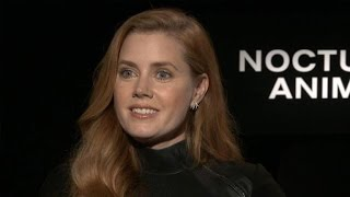 Amy Adams Opens Up About Getting Naked with Jake Gyllenhaal for