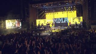 Faydee - Habibi, Can't let go - LIVE @ Media Music Awards 2014