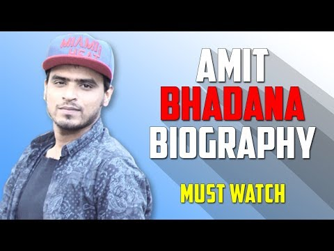 Xxx Mp4 Amit Bhadana Biography Success Story 3gp Sex