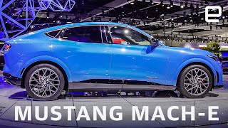 Mustang Mach-E: Ford's new EV ranges from luxury to almost affordable