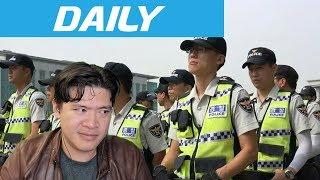 Daily: 3 South Korean Exchanges Seized (Embezzlement?)  / Binance Chain Announced