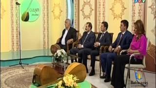 Ashiq Eli Quliyev,ashiq Elmeddin ashiq Shehriyar Ozan verlishi Qorxmaz Tofiqoglunun teqdimatinda