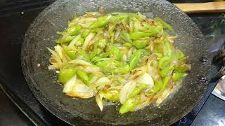 jab Ghar Mai na ho koi sabzi , to banaein ye dish / instant veggie / lunch box recipe