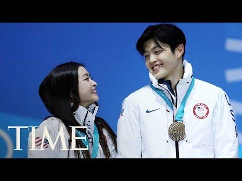 Shaun White Chloe Kim ShibSibs & All Of Team USA s 2018 Winter Olympics Medal Count So Far TIME