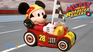 Mickey and the Roadster Racers Racing Adventures Mickey from Just Play