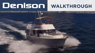 Beneteau Swift Trawler 34  [Yacht Tour]