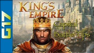 King's Empire | Capital Battle Tips