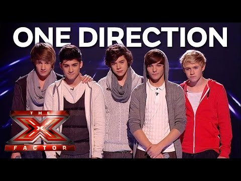One Direction's X Factor Journey | The X Factor UK