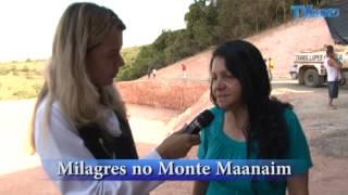 TESTEMUNHO MONTE MAANAIM   Maria Lobato