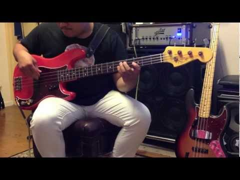Good Love Is On The Way - John Mayer Trio (Bass Cover) Pino Palladino Bass®