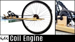 Coil Engine (experiment)