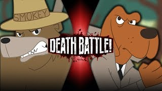 Smokey Bear VS McGruff the Crime Dog | DEATH BATTLE