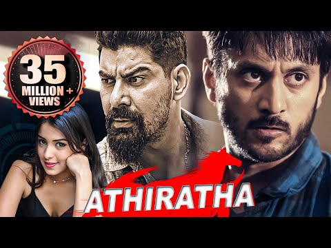 Athiratha (2018) New Released Full Hindi Dubbed Movie   Chethan Kumar, Latha Hegde, Kabir Duhan