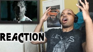 REACTION to Walking Dead Season 6 Episode 9 Carl 'No Way Out' 6x9 Scene