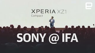 Sony IFA 2017 Press Event in Under 6 Minutes