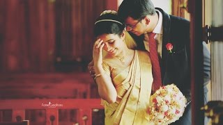 Kerala Christian Wedding Highlights 2016  Jestine + Manju by Fame Photography