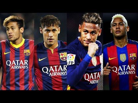 NeymarJR ●2014-2017● Skills MIX ● BEST of Neymar!!!