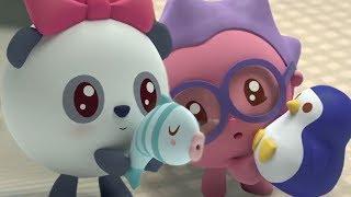 Малышарики - новые серии - Брызгалки (серия 114) Развивающие мультики для самых маленьких
