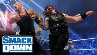 Roman Reigns vs. King Corbin: SmackDown, Nov. 8, 2019