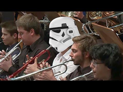 John Williams Star Wars स्टार वॉर्स The Throne Room & Main Theme スター・ウォーズシリーズ Symphony Orchestra