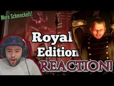 Xxx Mp4 Final Fantasy XV Royal Edition Trailer Reaction Analysis FFXV Spoilers 3gp Sex