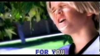 Crush On You HQ - Aaron Carter - HQ music video + lyrics