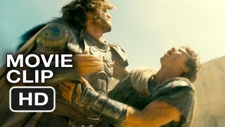Wrath of the Titans #4 Movie CLIP - Brothers, Not Equals (2012) HD