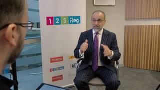 123 Reg Meets Theo Paphitis - 123 Reg