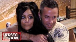 Snooki Fights Grenades | Jersey Shore | MTV