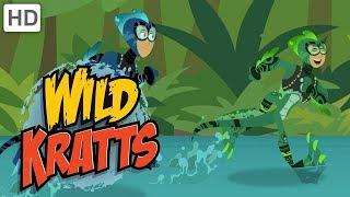 Wild Kratts - Underwater Creatures Challenge