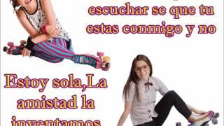 Soy Luna : Sin Fronteras - Letra